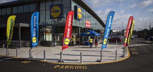 德国超市利多Lidl正式进军亚特兰大