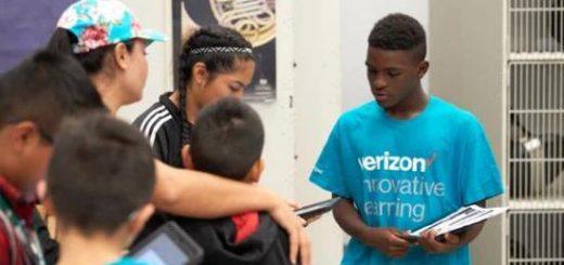 Verizon公布5G EdTech挑战赛赢家 该项目曾耗资100万美元