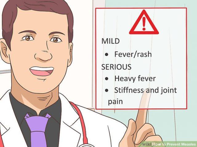 亚城出现三个高度传染性的麻疹病例 19年前被灭掉的麻疹 死灰复燃