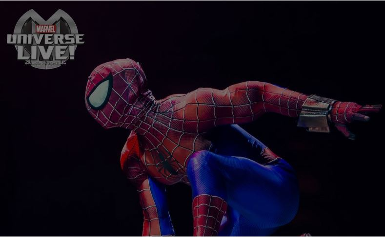 Marvel Universe Live - The Age of Heroes