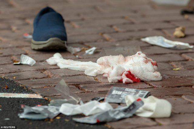 警醒!枪手边屠杀边直播 至少49人死亡 48人受伤