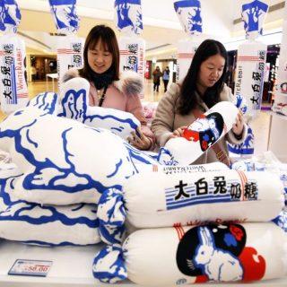 """""""大白兔奶糖冰淇淋""""成全美爆款 在中国却买不到"""