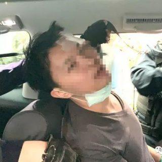 """""""川普会救我,我是美国人""""美籍华人国内犯案拒捕高喊求救"""
