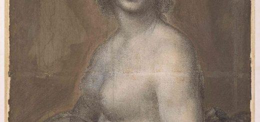 这幅裸体蒙娜丽莎 很可能是达芬奇的真迹
