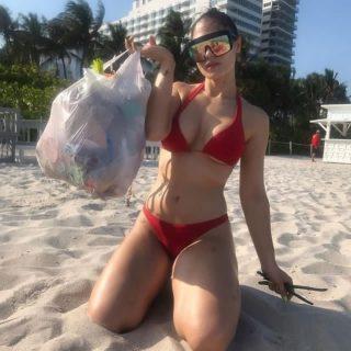 """捡垃圾也能当网红,一项风靡Ins的环保挑战赛为什么能""""骗赞""""数十万?"""