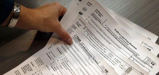 今年报税有这三大误区 IRS提醒你引起注意