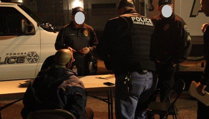 加州警方逮捕18名嫖客 最年长者91岁