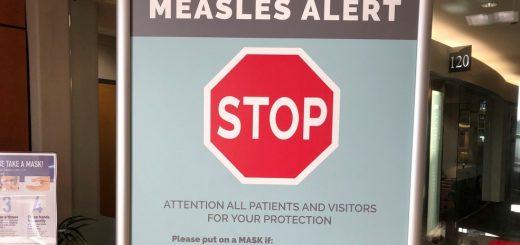 多州麻疹爆发持续 前三月确诊病例已超去年全年