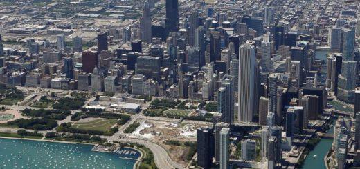 要多一个州了 政客们要把芝加哥从伊利诺斯州独立出来