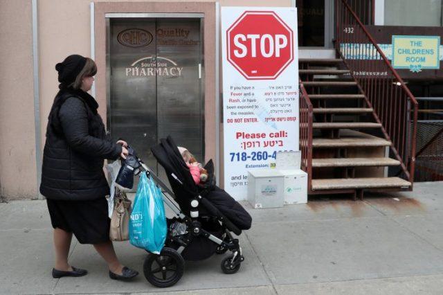 近20年来第二严重!4月初美国麻疹病例激增近20%