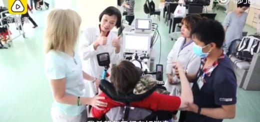 美国15岁瘫痪男孩包机到云南求医,称中国是他最后的希望