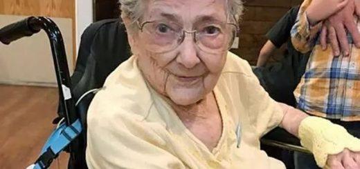 全身五脏六腑都镜像般反着长错了位置...而她却活成了99岁的奇迹!