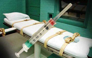 """""""注射死刑或带来痛苦"""" 患病死囚上诉遭最高法院驳回"""