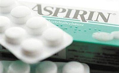 注意!低剂量阿司匹林与颅内出血症状有关 亚裔风险最高