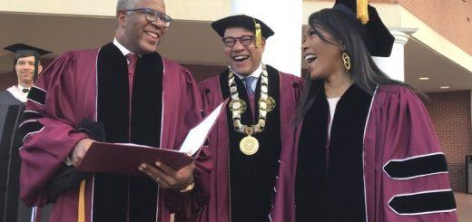 亿万富翁送豪礼:莫尔豪斯学院应届毕业生千万学贷我包了!