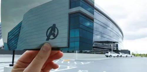 美国大片《复仇联盟》总部竟然设在亚城的中国公司里!