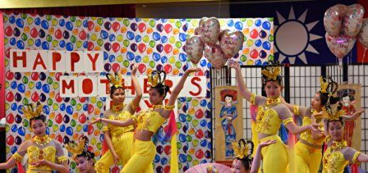 感恩母亲节 亚城歌唱社庆祝会隆重登场