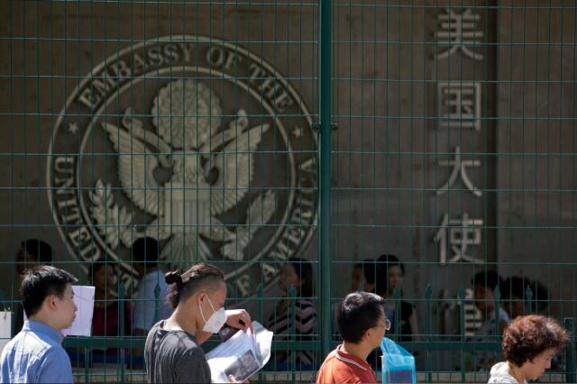 想申请美国签证 先要交出过去五年社交媒体账号