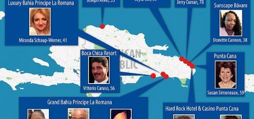 接二连三!又有两名美国人在多米尼加度假时死亡