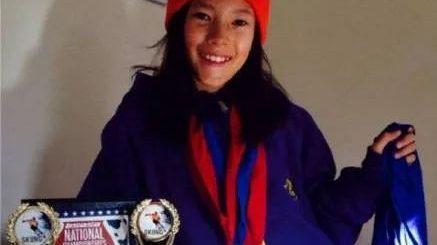 放弃美籍,15岁天才华裔少女归化中国 引热议!