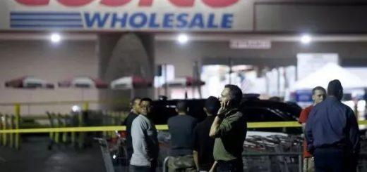 突发!1死3伤,Costco店内7声枪声巨响,群众慌乱逃离,紧急出口竟然打不开了!