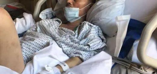 无证华男打工脑出血,半身瘫被勒令出院,甚至被威胁移交移民局