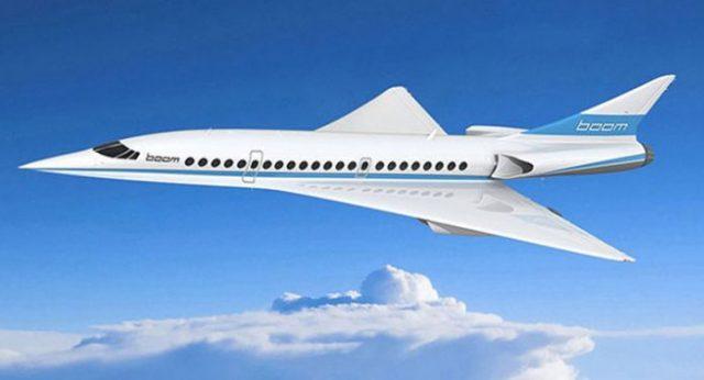 史上最强超音速客机,四小时直飞中美,留学生的福音来了?