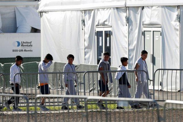 移民局局长:已准备好驱逐100万无证移民
