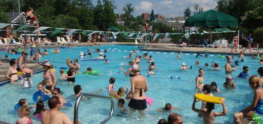 全美公共泳池寄生虫越来越多 去游泳怎么做才能不得病?