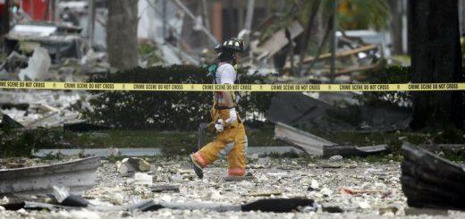 佛州购物中心发生重大爆炸事故 致23人受伤