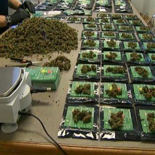奥克兰大麻店开在警局隔壁