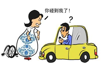 """""""史诗级碰瓷""""中国大妈上外媒头条,美国字典多了一个新词""""Peng Ci"""""""