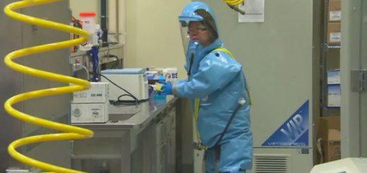 """发明埃博拉病毒""""解药""""的华裔女科学家,被加拿大当局调查后带走"""