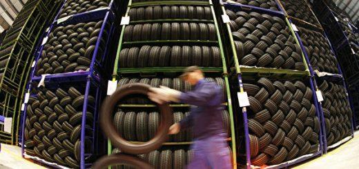 轮胎巨擘固特异(Goodyear)或建亚城配送中心