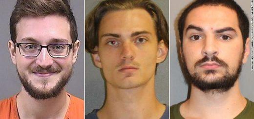 后果不堪设想!3男子遭捕 他们计划各自实施大规模枪案…