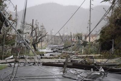 厄尔尼诺现象结束 今年大西洋飓风数量或高出平常