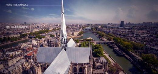 """""""巴黎圣母院修复方案""""中国建筑师夺冠?真相是……"""