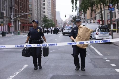 突发!!!曼哈顿惊现3个可疑高压锅 地铁瘫痪,多条线路!