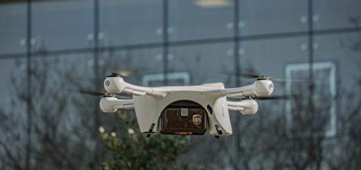 UPS申请许可 推动无人机送货