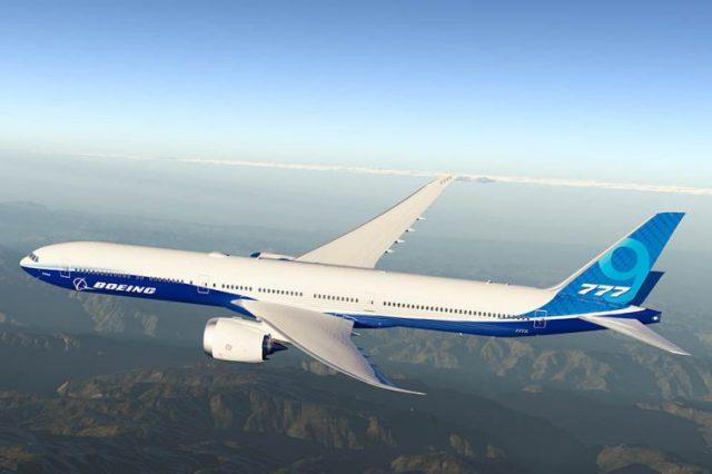737MAX还在停飞 波音新机型777X测试时舱门又爆炸