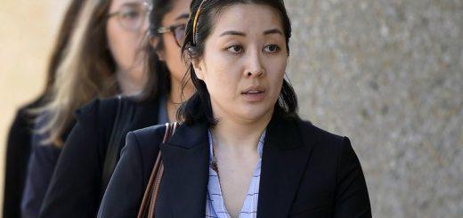 加州华裔富家女涉谋杀案开庭 曾交天价保释金引轰动