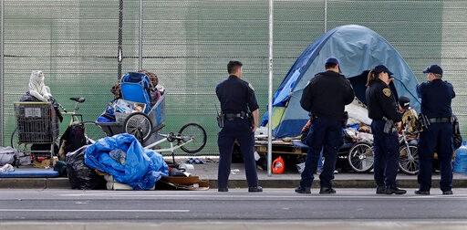曾批加州游民危机让美国蒙羞 川普打算出手