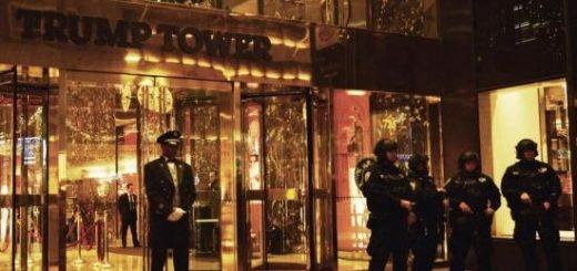 价值超35万美元珠宝被盗 川普大厦连发窃案