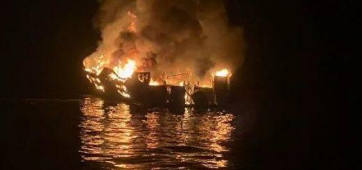 """加州船起火时6船员在熟睡,初步调查结果出来了...""""导火索""""可能家家都有!"""