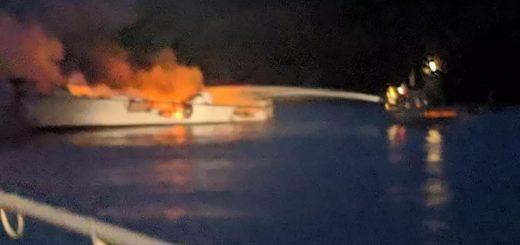 665美元等来死神!4具尸体浮出,还有29人失踪,加州外海游艇大火更新