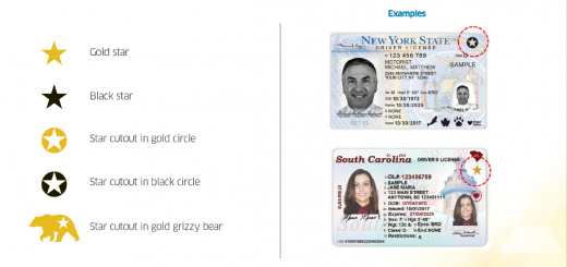 Real ID强制生效倒计时一年 如何鉴别你的ID是否符合要求?