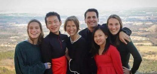 哈佛教授收养中国13岁男孩引发热议,背后故事让人落泪...