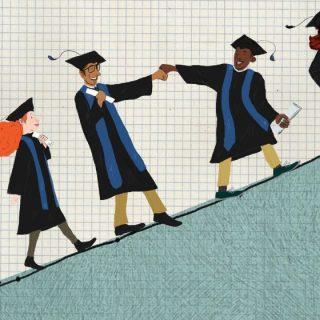 在美国顺利拿到本科文凭有多难?