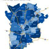 亚特兰大都会区租金最高的地区现在是... 你买对了吗?