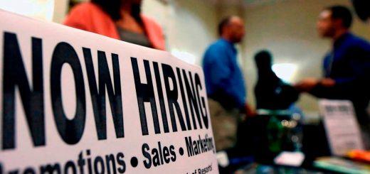 美国10月新增就业12.8万超出预期 标普纳指均创历史新高